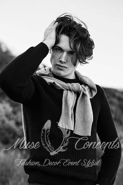 Muse Concepts Styling Men Fashion Portfolio